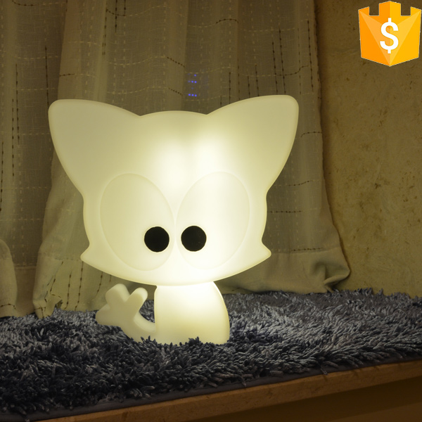patient rechargeable battery operated LED children lamps night light