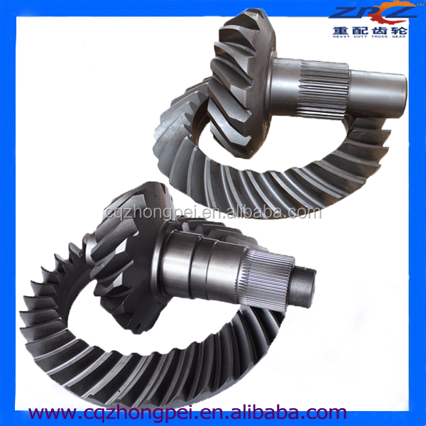 On Sale Crown Ring And Pinion Gear Set From China Manufacturer