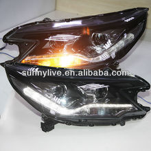 2012-2014 year For CRV LED Head Light for HONDA PWV2