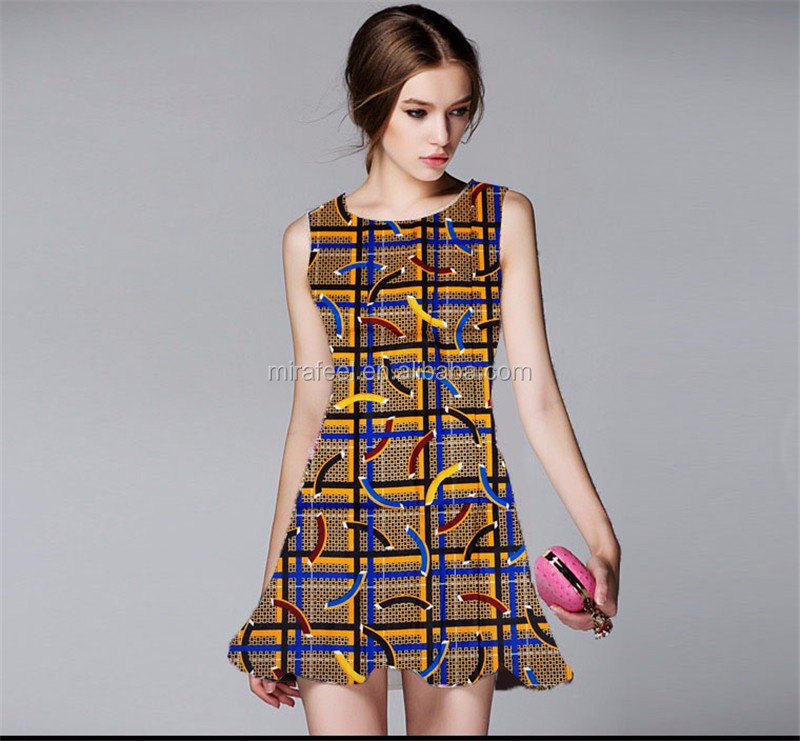 Mirafeel wholesale 2017 custom design cotton african super real wax prints fabric 6yards for dress, bag, shoes