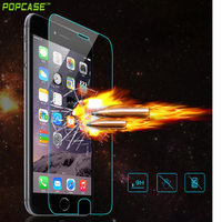 New Hot Sold clear 9h shockproof Screen protector tempered glass for iphone Oem Service