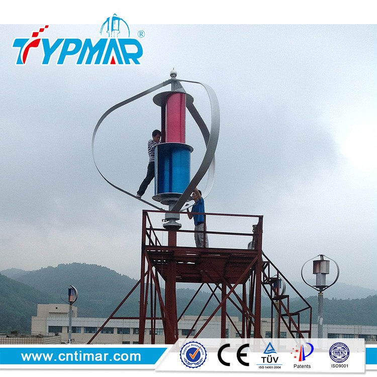 low rpm wind generator permanent magnet alternator