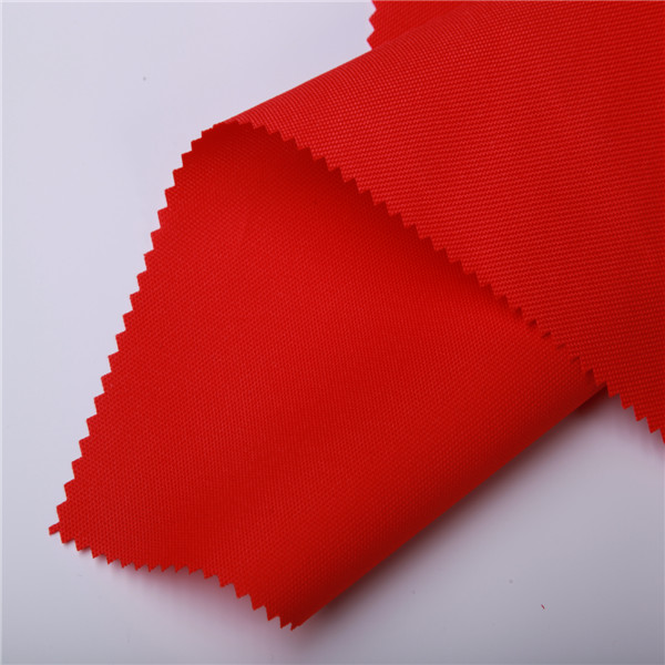 Waterproof PVC Coated Polyester Fabric 600D Oxford