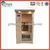 Sauna room carbon far infrared sauna