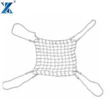 Pp rope cargo net for lifting goods with trade assurance