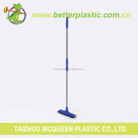 Factory China manufactuer wholesale telescope handle squeegee corner window floor cleaning mop