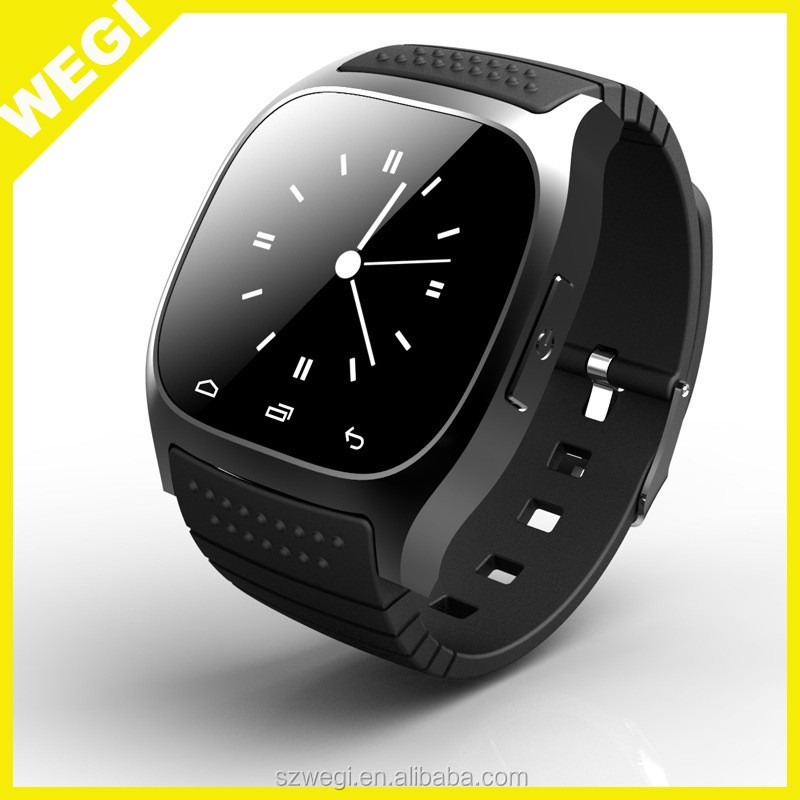 Free DHL good Real pedomter Smartwatch Bluetooth Smart Watch m26 WristWatch digital sport watches for IOS <strong>Android</strong> <strong>phone</strong>
