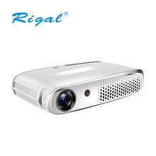 Android Bluetooth Smart DLP Projector pocket portable home theater projectors