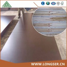Longser construction 18mm types of concrete building board