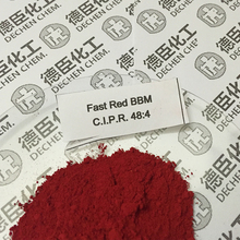 Fast Red BBM Pigment Red 48:4 Organic Pigment Red Powder 5280-66-0