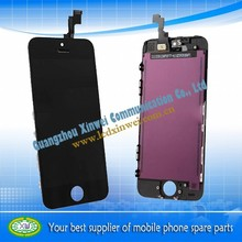 Original part replacement lcd screen touch display for iphone 5s