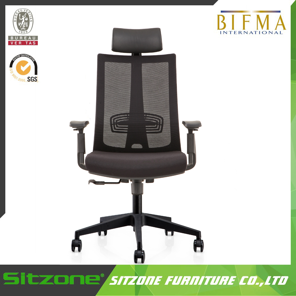 ch203alp sitzone high back manager mesh ergohuman chair - Ergohuman