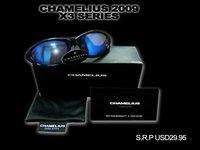 Chamelius X3 2009 series (NEW. S. R. P 29. 95USD)