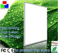 Newest factory direct led square panel light without installation hooks