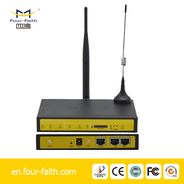 F3426 4g modem lte router wifi with sim card slot wireless vpn router 3g 4 lan