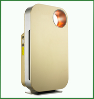 Odors and Formaldehyde removal ion generator air purifier hepa filter