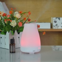 100ml essential oil hot sales Aroma Diffuser/ Ultrasonic Humidifier with color LED Changing