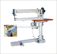 MK461 Single needle unison feed long arm cylinder sewing machine(extra thick material)
