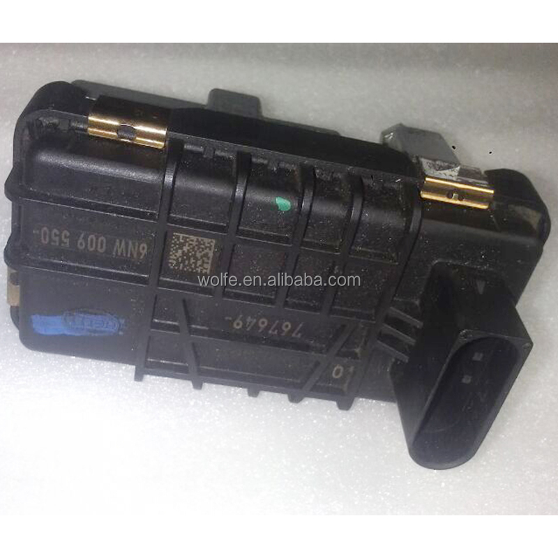 turbo solenoid actuator valve electronic valve G-20 0209912 767649 6NW009550 for GTB2260vk turbo 2.7 3.0TDI