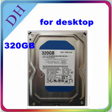 cheapest hard disk 320GB for desktop, SATA 3.0 refurbished hdd / used hard disk drives whole sale