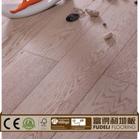 Fashion Waterproof and enviromental friendly Solid Wood ac3 hdf high quality synthetic parquet laminated flooring