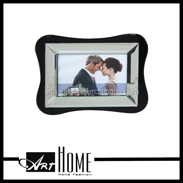 High quality Vintage Shabby chic poly cheap resin photo frame