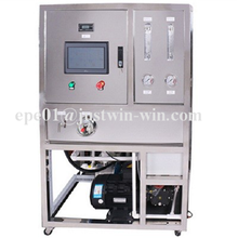 Stable Flow Rate Filter Touch Schreen Desalter RO Water Purifier Machine