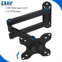 "LCD TV Wall Mount Bracket with Full Motion Swing Out Tilt and Swivel Articulating Arm for 13-42"" Flat Screen Displays"