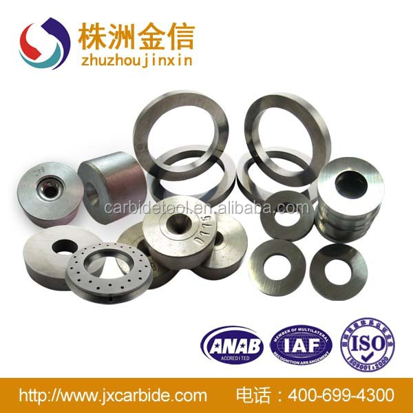 manufacturer K20 Tungsten Cemented carbide punch and die and punch mold hot selling