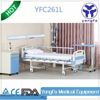 A1 YFC 261L hospital bed head unit price,medical hospital bed,metal hospital bed