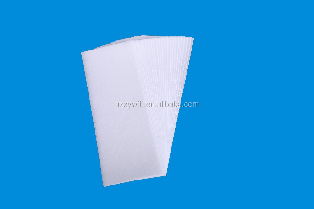 Nonwoven Spunlace Hair Removal Depilator Wax Strips