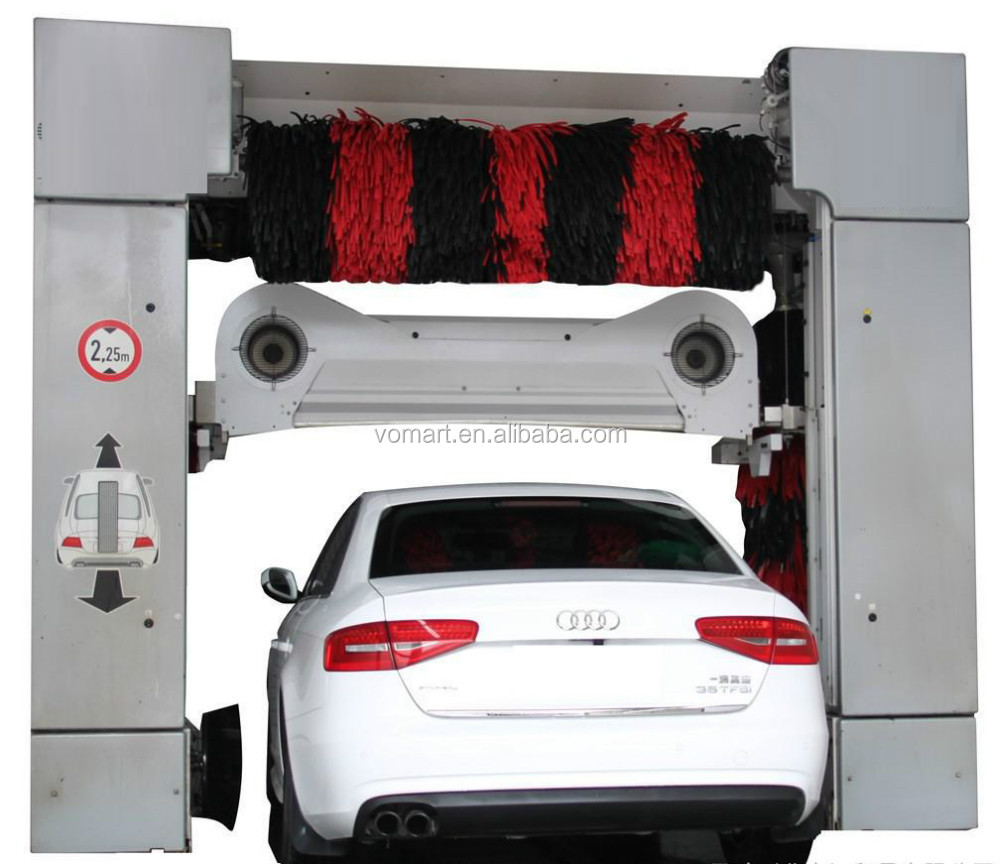 best Automatic tunnel car washing machine automatic pressure washer gasoline