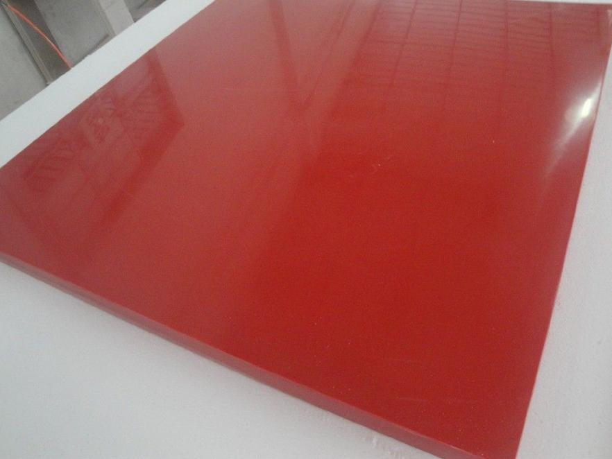 Colored Plexiglass Sheets / PMMA Sheet For Decoration