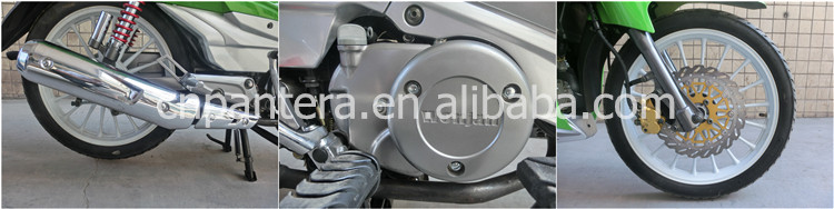 Low Price Made In China 110cc Gas Motorcycle Sale