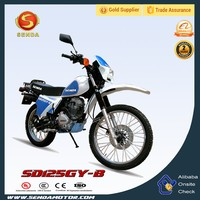125cc Dirt bike /Off Road Enduro Motorcycle with Disc Brake HyperBiz SD125GY-B