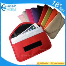 RFID Signal Blocking Bag, COOLNAS RFID Signal Shielding Pouch Wallet Case for Cell Phone Privacy and Car Key