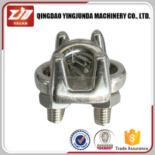 rigging hardware hdg drop forged wire rope clip