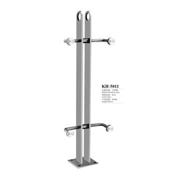 Exterior Stainless Railing Steel Handrail For Stairs Bracket