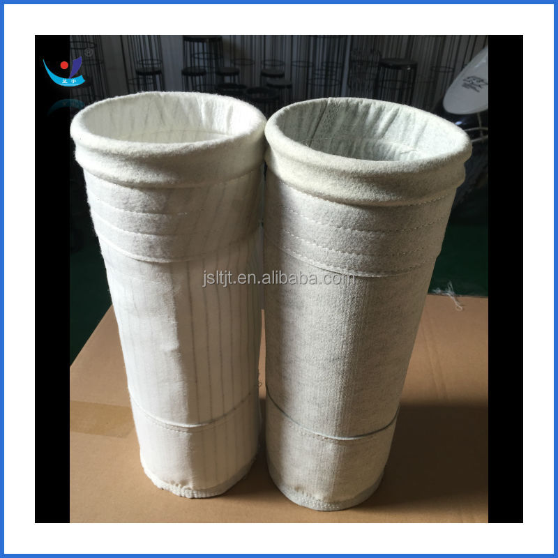 Polyester Dust Collector Filter Bag for cement industry