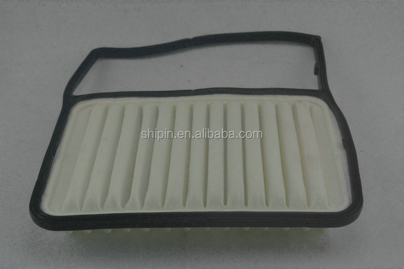 17801-B1010 auto air cleaner filter for toyota