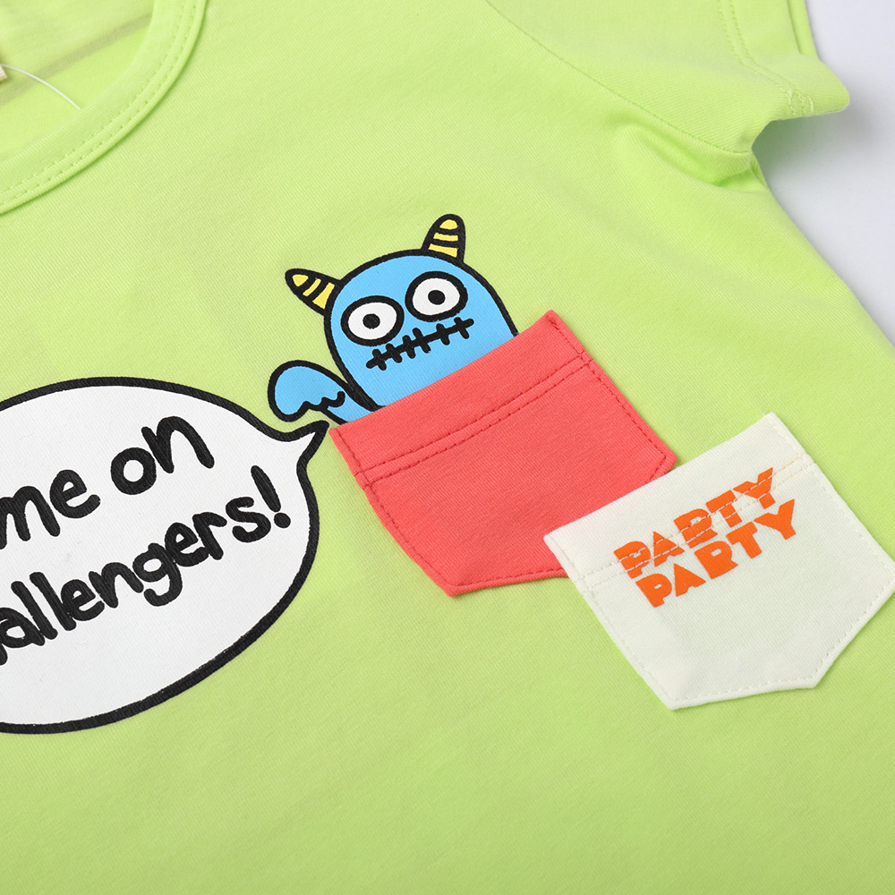 Summer children t-shirt 100% Cotton t-shirt customized logo printed t-shirt