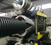 drainage pipe SN4 SN8 double wall corrugated pipe extrusion machine
