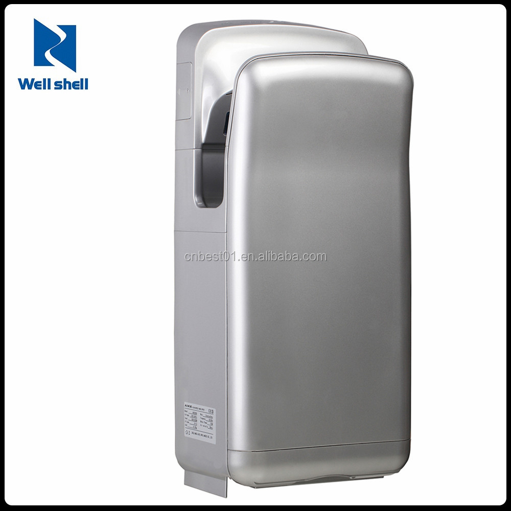 Bathroom hand dryer