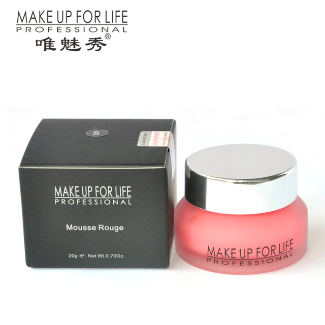 Beauty Color Blusher For Makeup /color Cheek Blush Cosmetics/face Blush cream