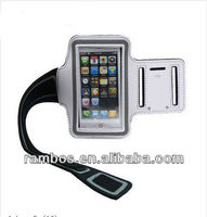 PU Armband Phone Case Running Gym Sport Armbands for iPhone 5