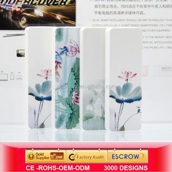 Sustyle-p2 mini printing high quality and high conversion power bank shenzhen