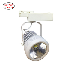 Super Bright 100LM/W 2 years guarantee 30W COB LED Track Light for Shops Lighting