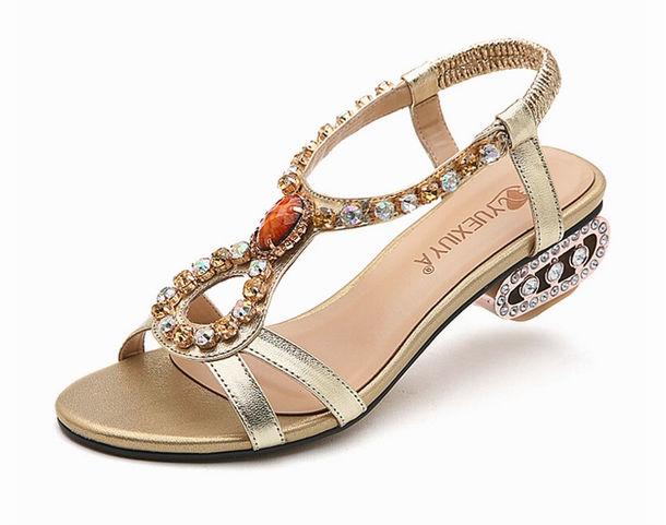2015 populer model baru sandal wanita-Sandal-ID produk ...