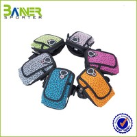 Neoprene Anti Fatigue jogging mobile armband
