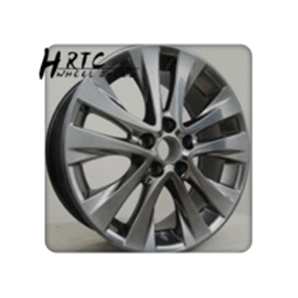 18*7.5J aluminium alloy wheel for car with pcd 114.3mm for automobile